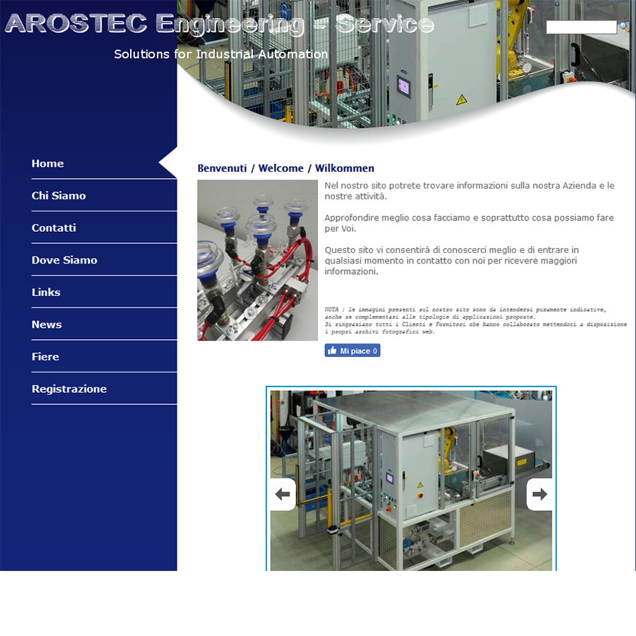 AROSTEC Engineering - Service ...