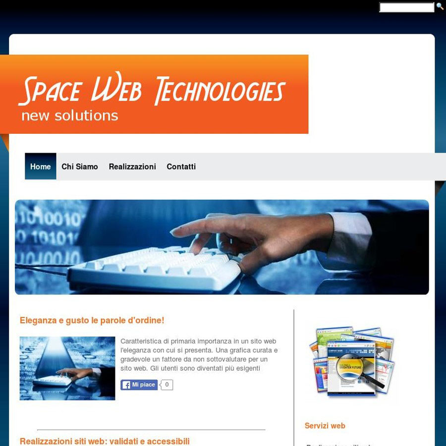 Space Web -